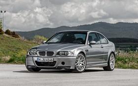 Обои E46, Coupe, BMW, купе, бмв