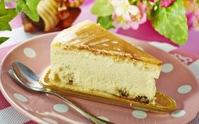 Обои торт, десерт, выпечка, глазурь, бисквит
