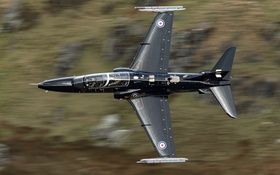 Обои самолёт, реактивный, учебно-тренировочный, дозвуковой, Hawk-T2