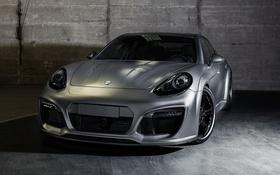 Обои Porsche, Panamera, порше, панамера, TechArt