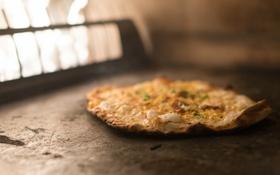 Обои пица, еда, фон