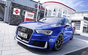 Обои Audi, ауди, Sportback, RS 3, Oettinger