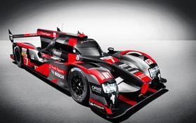 Обои LMP, R18, quattro, e-tron, суперкар, ауди, Audi