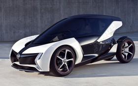 Обои concept, Opel, RAK