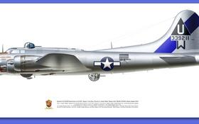 Обои silver, design, B-17