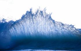 Картинка море, природа, волна