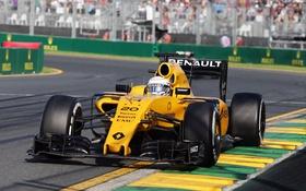 Обои Renault, болид, рено, RS 16