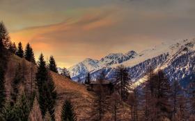 Обои Schweiz, Goms, Wallis