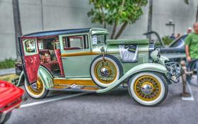 Обои ретро, история, винтаж, OLD, CAR, GREAT
