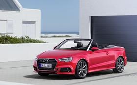 Обои Audi, ауди, кабриолет, Cabriolet