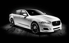 Обои Concept, Jaguar, концепт, ягуар, XJ75