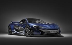 Обои McLaren, Car, Race, Hypercar, MSO, 2016