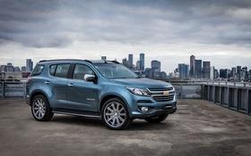 Обои Concept, Chevrolet, концепт, шевроле, трейлблейзер, TrailBlazer