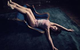 Картинка лежит, Victoria Beckham, певица, знаменитость