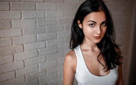 Картинка портрет, макияж, прелесть, кареглазая, Дмитрий Перерва, Аня Гранд