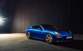 Обои Porsche, Panamera, порше, панамера