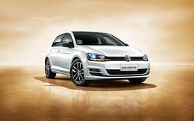 Картинка фон, Volkswagen, гольф, Golf, фольксваген