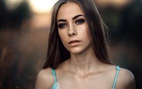 Обои Dmitrij Butvilovskij, Маша, прелесть, Мария, портрет