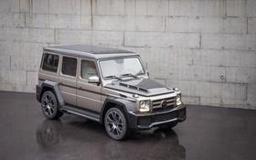Обои W463, FAB Design, G-Class, гелендваген, мерседес, Mercedes-Benz