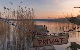 Картинка природа, озеро, капитализм