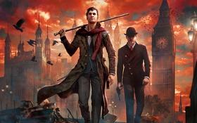 Картинка Sherlock Holmes, арт, Doctor Watson, Frogwares Game, Sherlock Holmes: The Devil's Daughter, John Watson