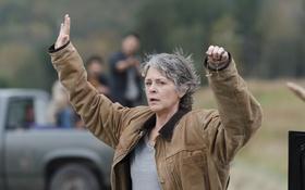 Обои The Walking Dead, Ходячие мертвецы, Carol, Melissa McBride