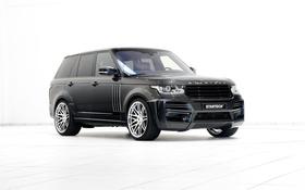 Обои спорт, Land Rover, Range Rover, Sport, ленд ровер, рендж ровер, Startech