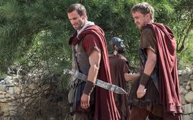 Обои Risen, Clavius, Joseph Fiennes, Воскресение Христа, Tom Felton, Lucius