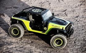 Обои Concept, джип, Jeep, Trailstorm, трейлсторм
