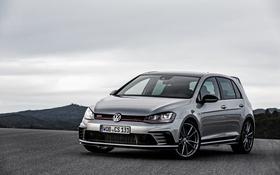 Обои Volkswagen, Golf, GTI, фольксваген