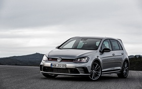 Картинка Volkswagen, Golf, GTI, фольксваген