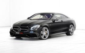 Картинка купе, Mercedes-Benz, Brabus, мерседес, Coupe, S-Class, C217