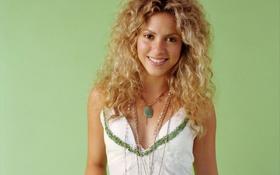 Картинка лицо, улыбка, музыка, актриса, певица, Shakira