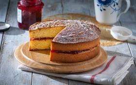Картинка джем, выпечка, пирог