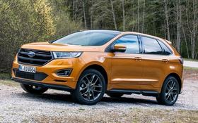 Картинка Ford, форд, Edge, кроссовер, эдж