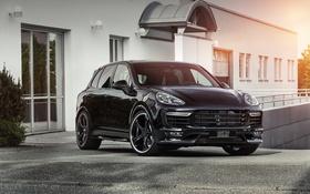 Обои Porsche, порше, Cayenne, кайен, TechArt