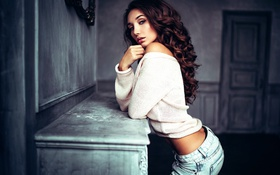 Картинка попка, джинсы, Ivan Gorokhov, Anyta