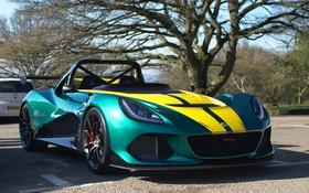 Обои стиль, Lotus, суперкар, передок, 3-Eleven