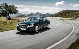 Обои Mercedes-Benz, E-Class, мерседес, Sedan, W213