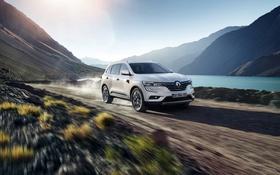 Картинка Renault, рено, кроссовер, колеос, Koleos