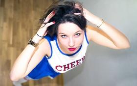 Картинка взгляд, Sabrina, Woman Cheerleader