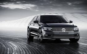 Картинка Volkswagen, фольксваген, Phideon, фидеон
