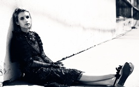Картинка фотосессия, Emma Roberts, Remix, 2014, Эмма Робертс
