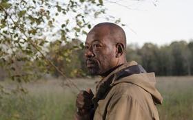 Обои Morgan, The Walking Dead, Ходячие мертвецы, Lennie James