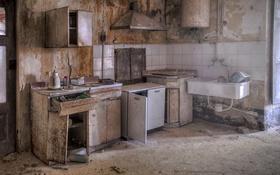 Обои комната, кухня, фон