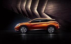 Картинка Nissan, ниссан, Murano, мурано
