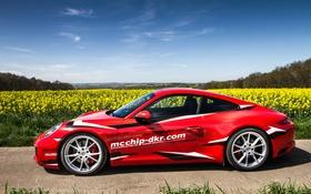 Обои Mcchip-DKR, каррера, Carrera, Coupe, порше, Porsche, 911