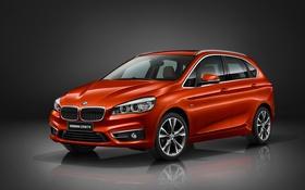 Обои бмв, BMW, 2-Series, F45