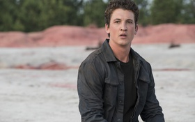 Обои The Divergent Series: Allegiant, глава 3: За стеной, Miles Teller, Майлз Теллер, Дивергент