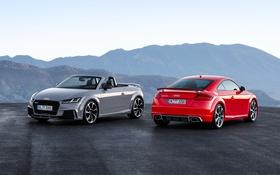 Обои Audi, ауди, купе, Roadster, родстер, Coupe